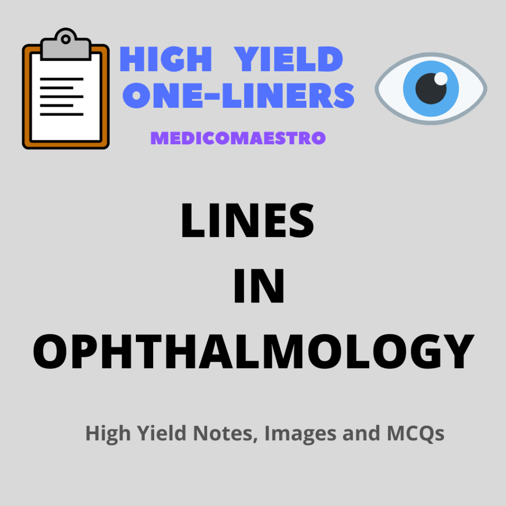 LINES in Ophthalmology
